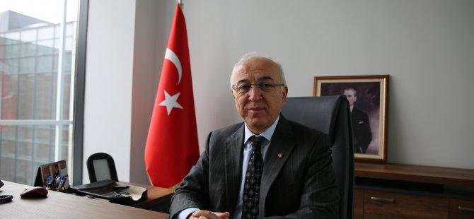 Hiçyılmaz: Törenimizde Kayseri'nin geleceği için atılacak adımlar konuşuldu