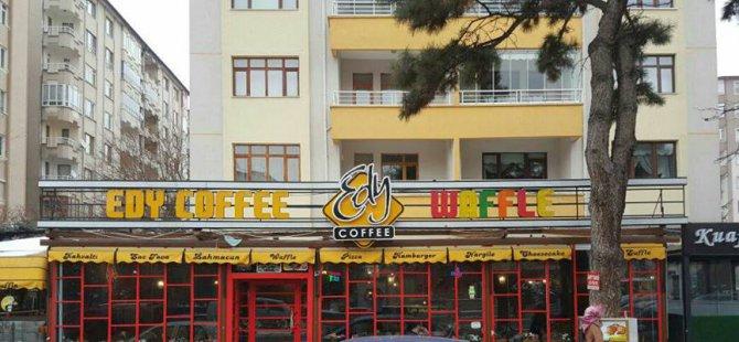 KAYSERİ'DE EDY COFFEE WAFFLE....