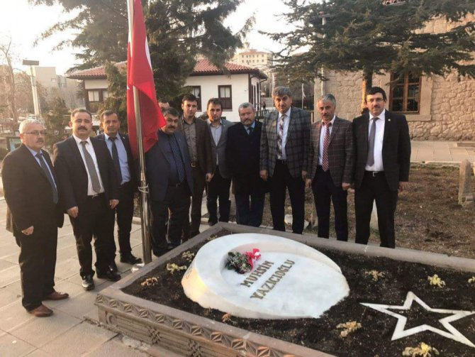 Ziraat Odası Başkanlarından KON TV Ankara'ya 'hayırlı olsun' ziyareti