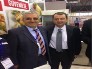Kayseri Lokantacılar Odası İzmir fuar'ında
