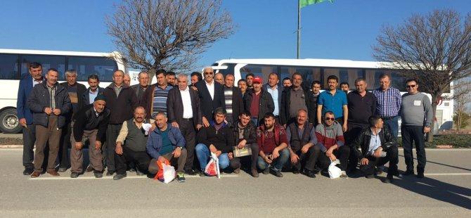 Kayseri Şeker Konya Tarım Fuarına Bin 700 Çiftçi İle Katılıyor