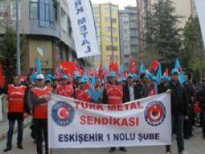Türk-İş'ten 115 Bin İşçi İçin Grev Kararı!