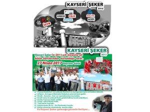 KAYSERİ ŞEKER'DE BAYRAM
