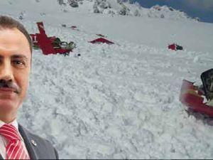 Yazıcıoğlu'nun Kazasında Şok İddia Kanlı Çukur