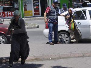 KAYSERİ ADLİYESİNDE HIRSIZLAR BASINA SALDIRDI