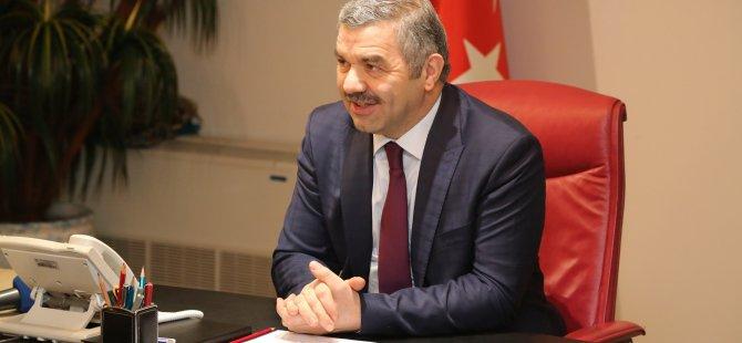 """""""Kayseri doğuştan akıllı bir şehir"""""""