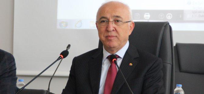 Başkan Hiçyılmaz KTO'nun 4 yıllık faaliyetlerini anlattı