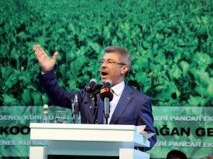 Hüseyin Akay Müjdeyi verdi Pancar eken çiftçilere 6 bin konut projesi yapımına başlanacak
