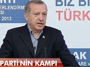 Başbakan Kızılcahamam'dan Bahçeli'ye Yüklendi