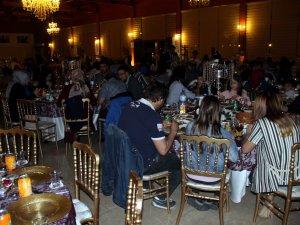Özel Dünyam Hastanesi Personeli ile iftar yemeğinde buluştu