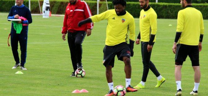 Kayserispor'da yeni sezon öncesi yapılacak kamp programı