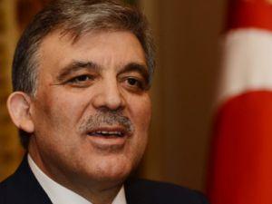Gül: Silahı bırakınca PKK'yla konuşacağız