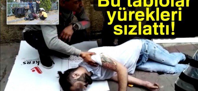 Uyuşturucu bağımlısı gençlerin girdiği bonzai krizleri-Video