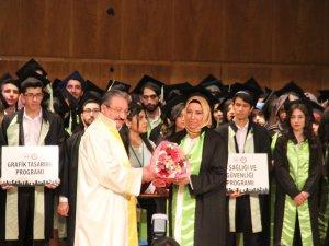 Mustafa Çıkrıkçıoğlu Meslek Yüksekokulu Mezuniyet Töreni