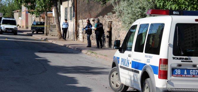 Elagöz'de silahlı kavga: 1 yaralı