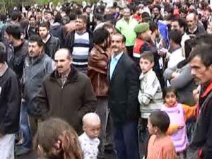 Akçakale Sınır Kapısı'nda gerginlik: 4 şehit - VİDEO