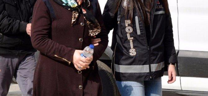 Kayseri'de Firari kadın, FETÖ'den tutuklandı