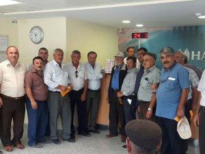 KAYSERİ ŞEKER'DEN 36 MİLYON SULAMA AVANSI