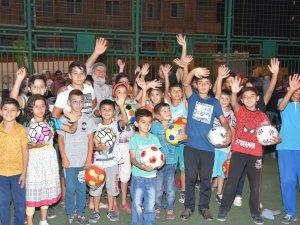 Kocasinan'ın Sokak Oyunları Şenliği Erkiletli çocukları mutlu etti