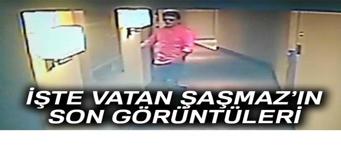 Vatan Şaşmaz'ın öldükten sonraki görüntüleri ortaya çıktı-video