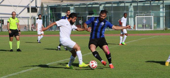 Kayseri Erciyesspor Ziraat Türkiye Kupasına veda etti