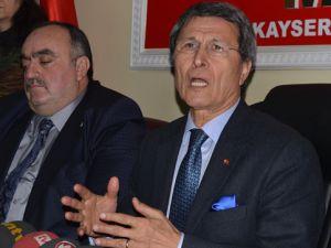 Halaçoğlu rüşvet ve yolsuzla ilgili olarak Başbakan karanlık yola girdi