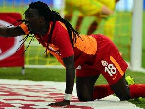 Gomis: 'Galatasaray'da hak ettiğim