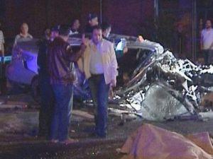 Ankara'da Yolunda Korkunç Kaza: 5 kişi Öldü