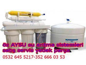 Kayseri'de Öz Aysu su arıtma sistemleri