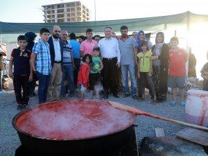 Türkiye'de ilk defa Talas'ta düzenlenen Salça Günleri