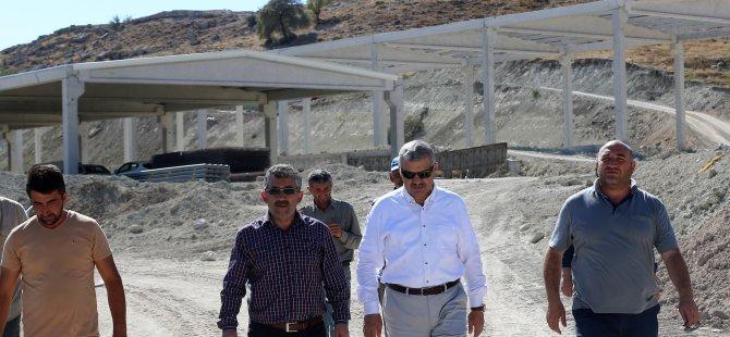 Kayseri Buyükşehir'den Tarım ve Hayvancılığa 15 Milyon TL'lik Destek