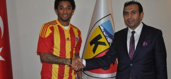 Kayserispor'lu Futbolcu Sivas'ta radara yakalandı