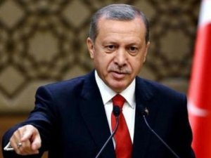 Cumhurbaşkanı Erdoğan Heykel değil hizmet yapın