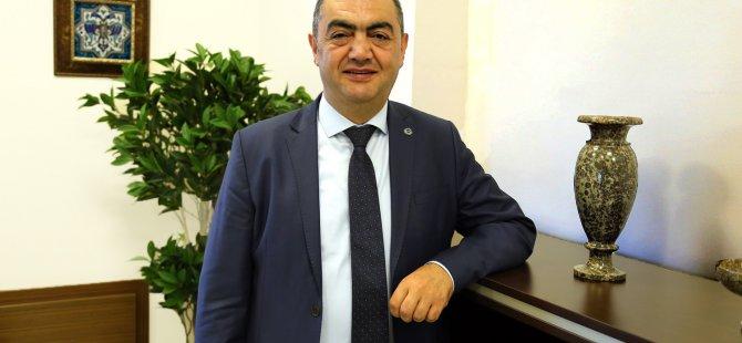 """Büyüksimitçi, """"Türkiye Sürdürülebilir Büyüme Kulvarına Girmiştir"""""""
