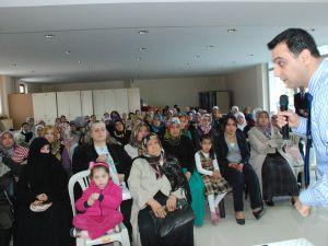 MELİKGAZİ'DEN HALKA 'KALP' SEMİNERİ