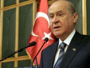 Devlet Bahçeli'den Başbakan'a Sert Cevap!