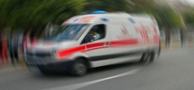 Kayseri Organize'de işçi servisleri çarpıştı: 11 yaralı