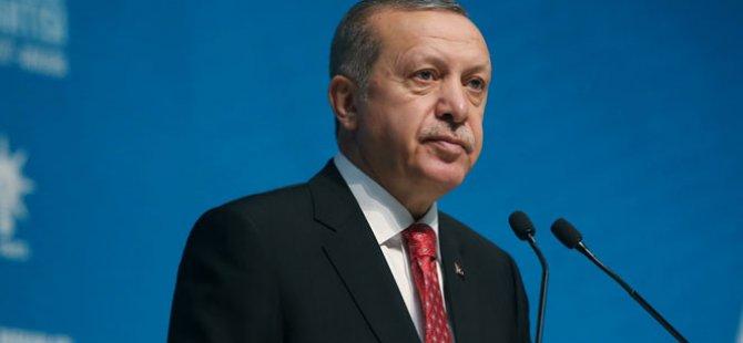 Erdoğan: 'Belediye başkanları istifalarını en kısa sürede verecek'