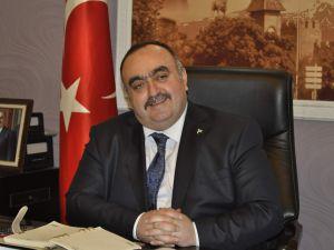 MHP İl Başkanı Eke'den Erciyesspor'a Tebrik