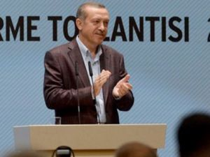 Erdoğan Kızılcahamam'da İl ve İlçe Başkanlarına Seslendi