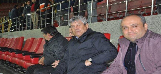 Lucescu Kayseri'de