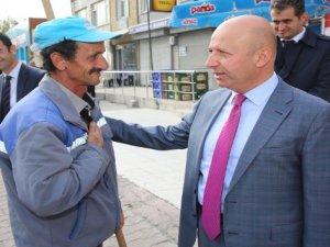 Kocasinan Belediyesi Yavuz Selim Mahallesi'ni de yeniledi