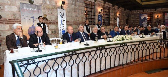 Başkan Çelik, Kayseri'ye tüm turizmcileri davet etti