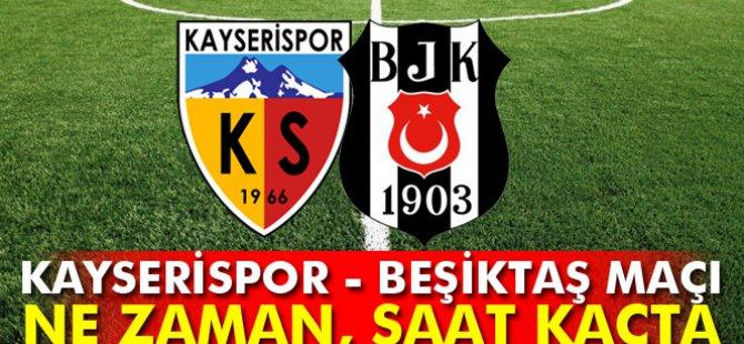 Kayserispor-Beşiktaş maç bilet fiyatları belli oldu