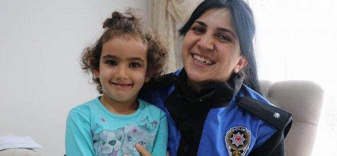 8 yaşındaki Serap'tan Hakkari'deki polislere duygulandıran mektup