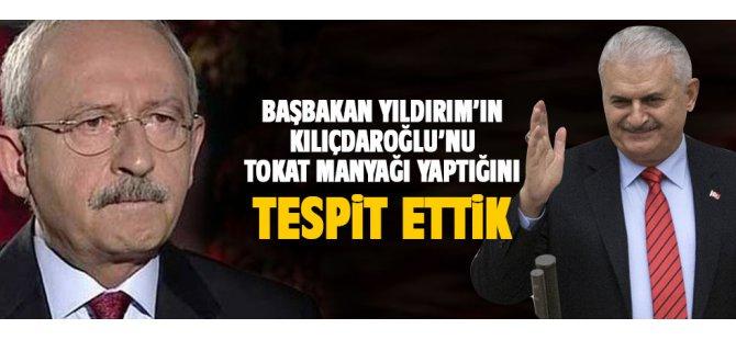 Başbakan'dan Kılıçdaroğlu'nu yerin dibine sokan sözler