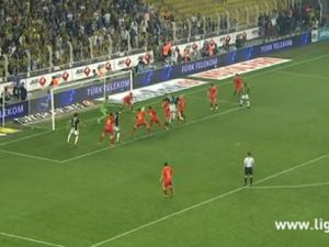 Kadıköy'de Kayseri'nin Penaltı İsyanı! VİDEO