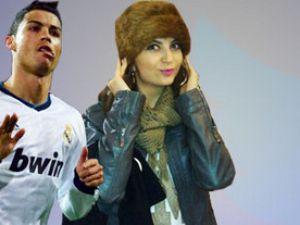 Ronaldo tiwet'ten fenerbahçeli kızı takip ediyorum!...