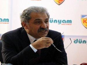 Asamoah'dan verim alamayan Kayserispor'dan açıklama