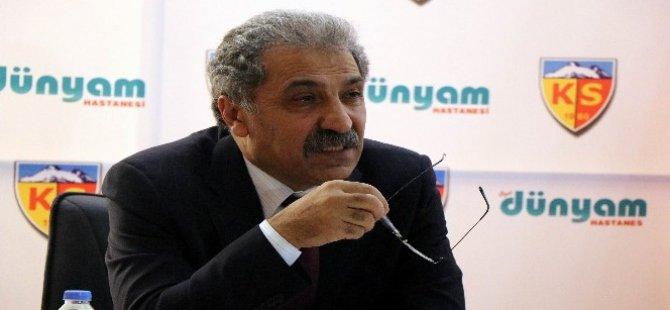 Kayserispor'da neler oluyor transfer ve kulübün borçları açıklandı